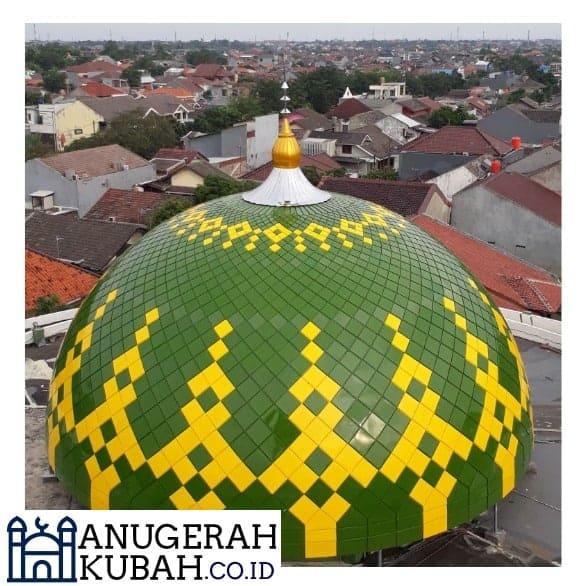 Kontraktor Kubah Masjid 5