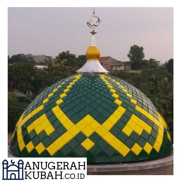 Kontraktor Kubah Masjid 6