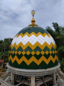 kubah masjid pinang
