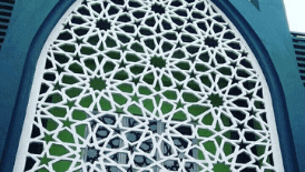 penyedia krawangan ornamen masjid