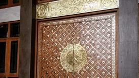 jual replika pintu masjid nabawi