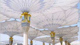 jual replika payung masjid nabawi