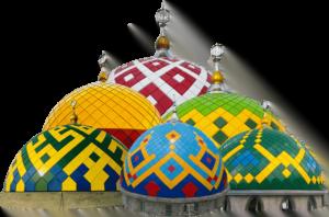 tentang kubah masjid